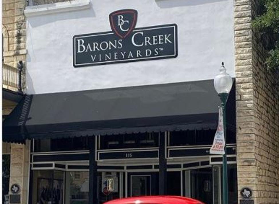 Barons Creek Storefront