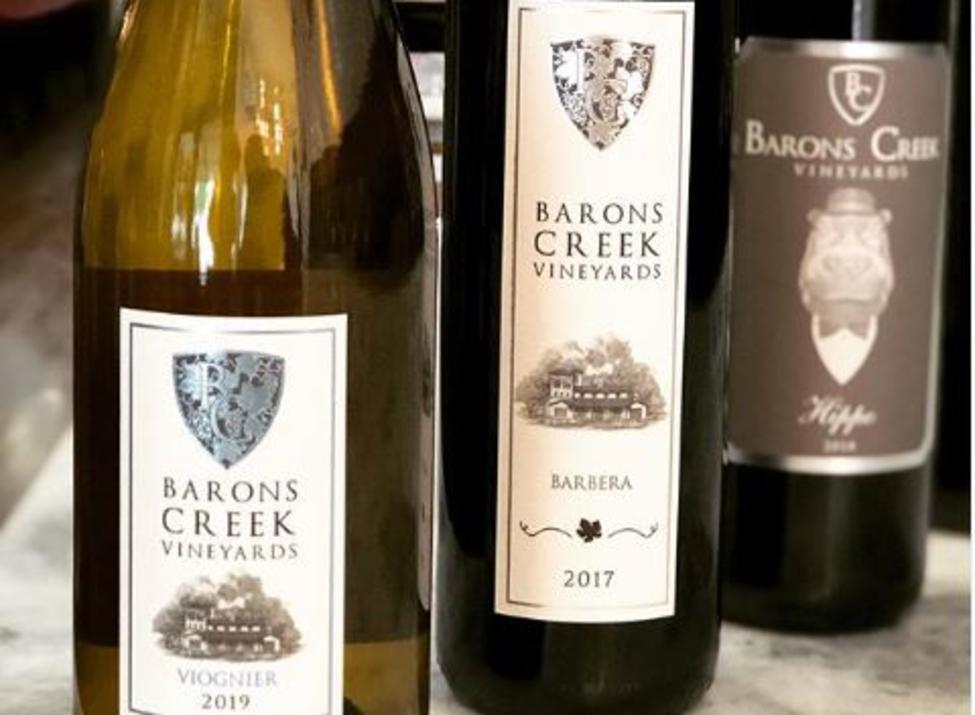 Barons Creek Wine