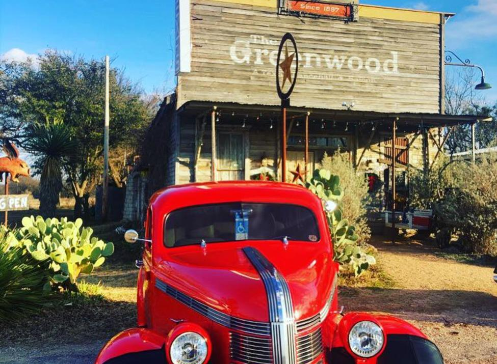 The Greenwood Saloon