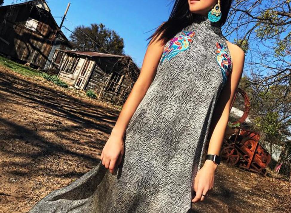 Bonita Senorita Dress
