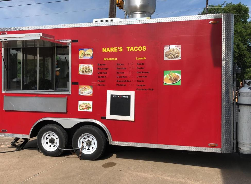 Nares Tacos