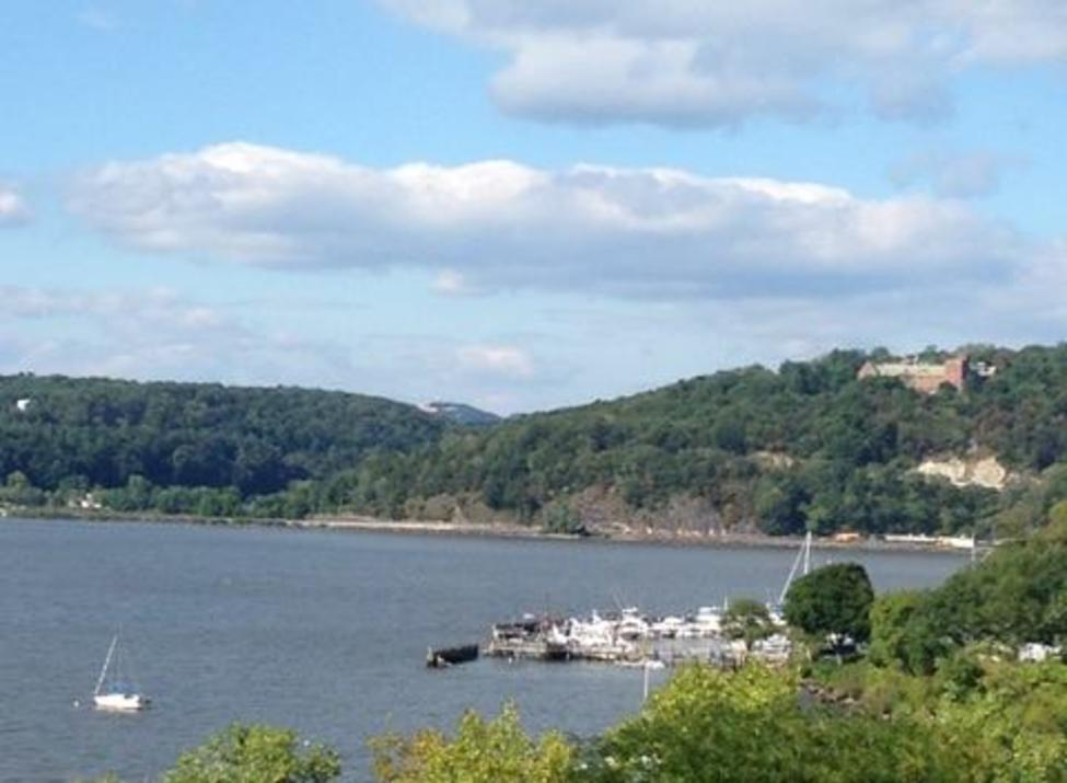 Amazing Views of the Hudson River