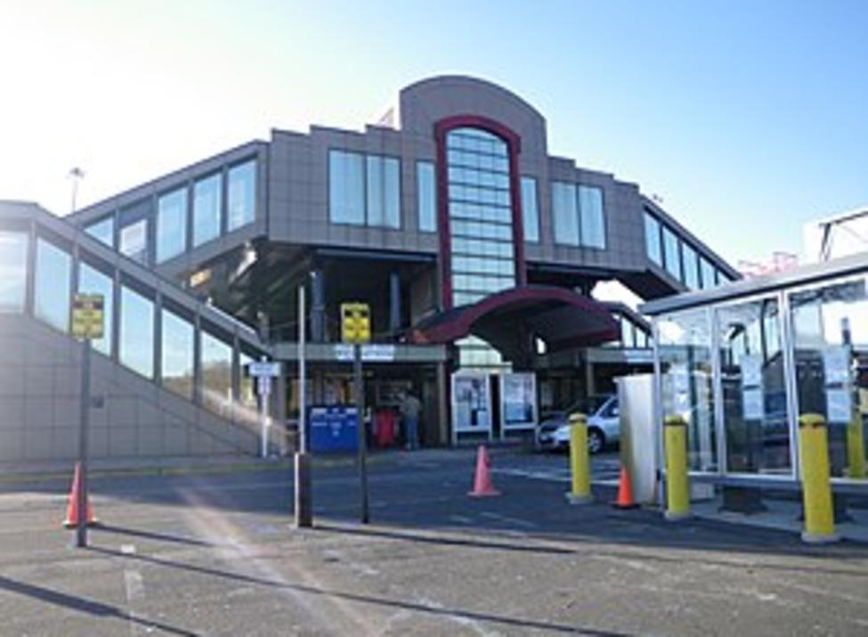 Croton-Harmon Station