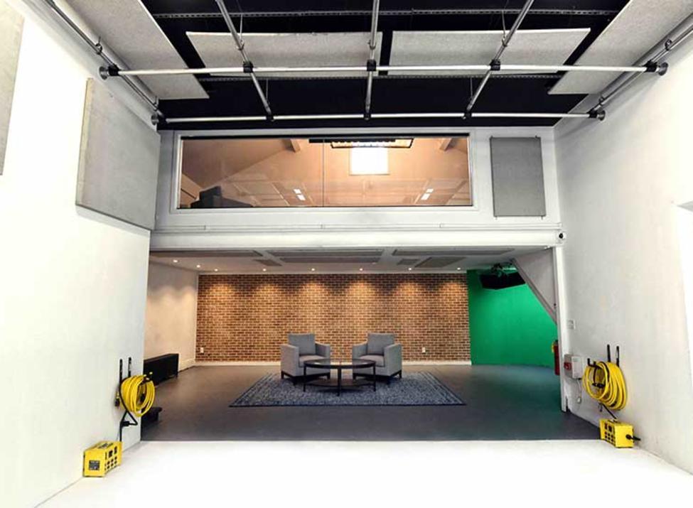 Azure Stages studio