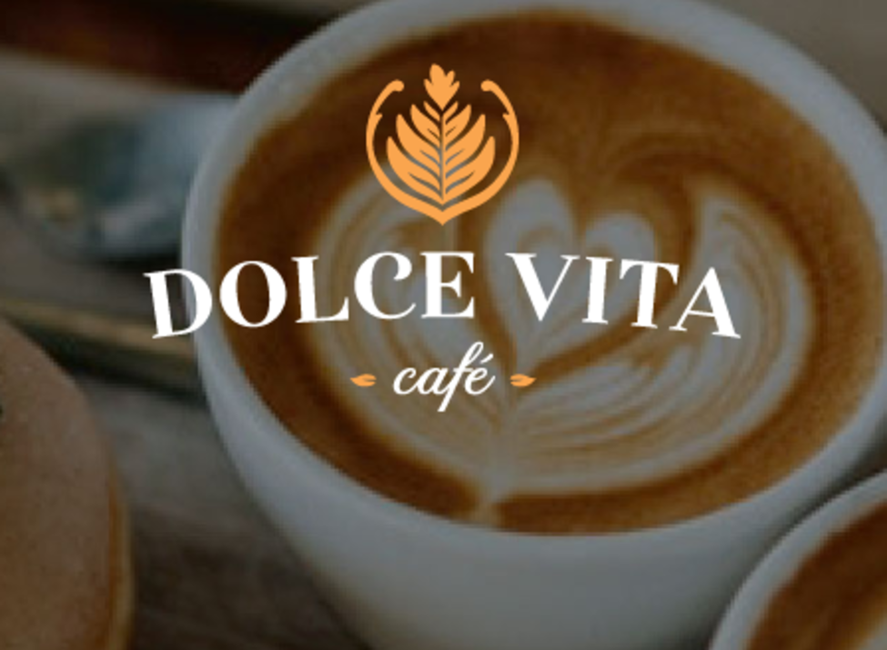 Coffees at Dolce Vita