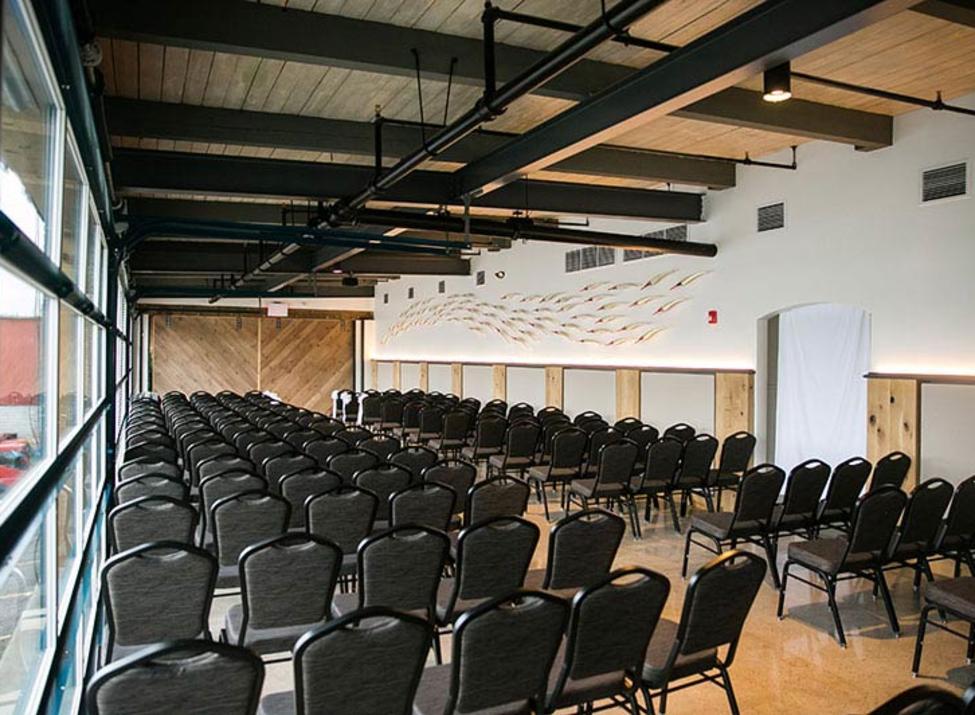 Factoria seating