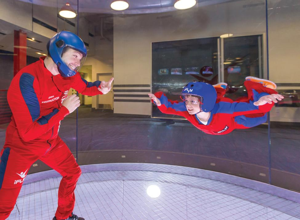 iFly flyer
