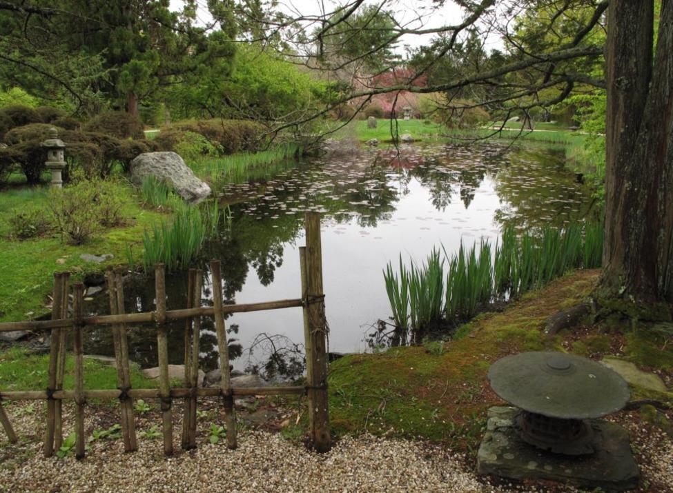 hammond museum and japanese stroll garden