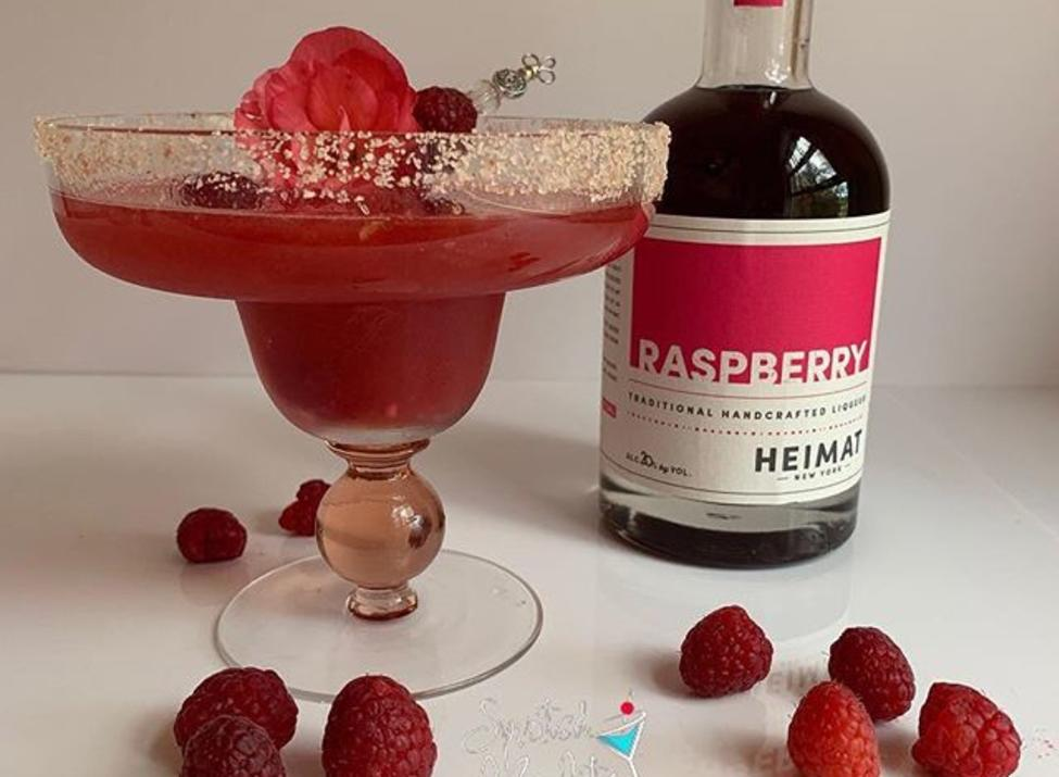 Heimat NY raspberries
