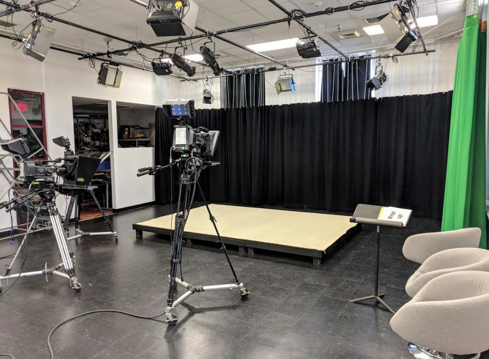 LMCTV studio 2