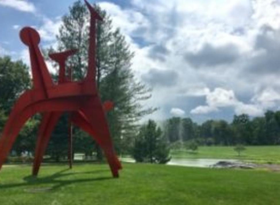 Pepsico Sculpture Gardens
