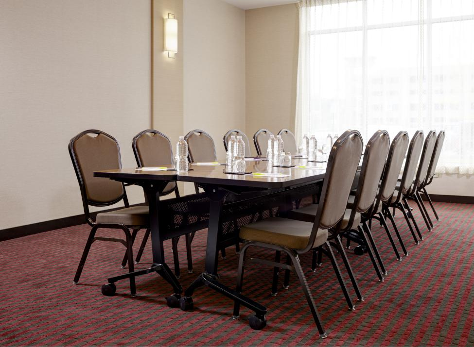 Hyatt Place Yonkers Boardroom Meeting