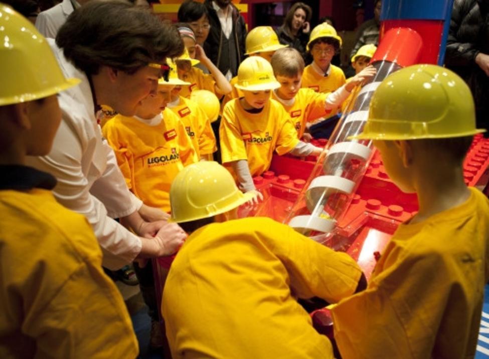 Legofactory Tour