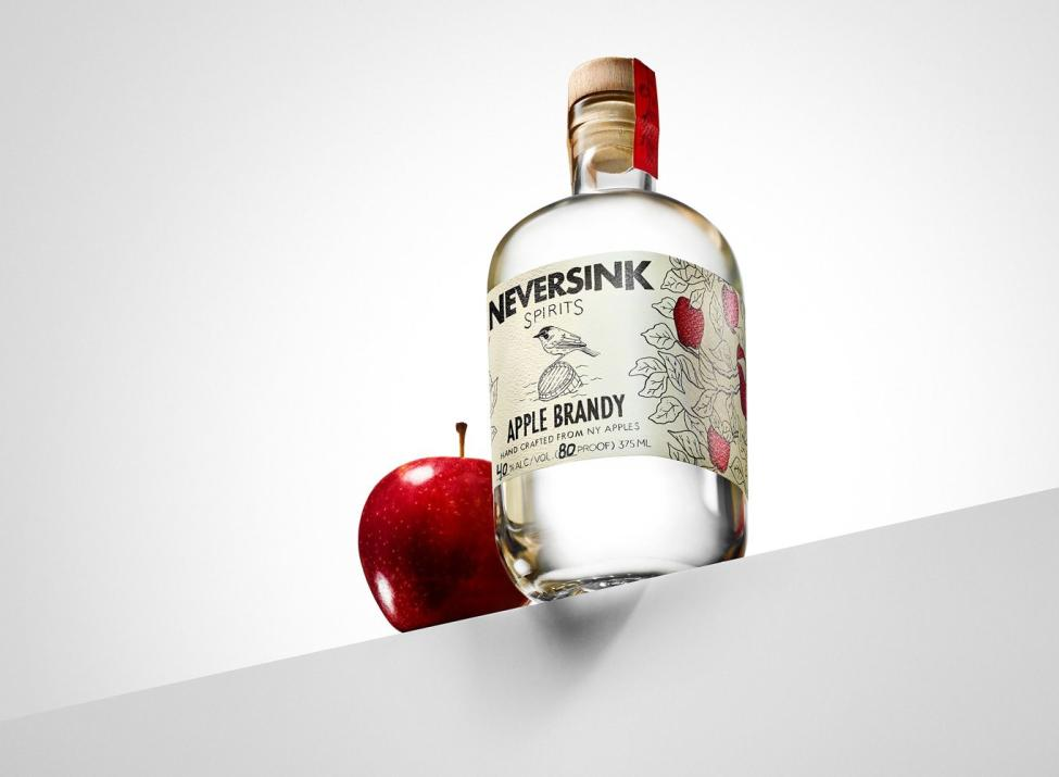 Neversink brandy