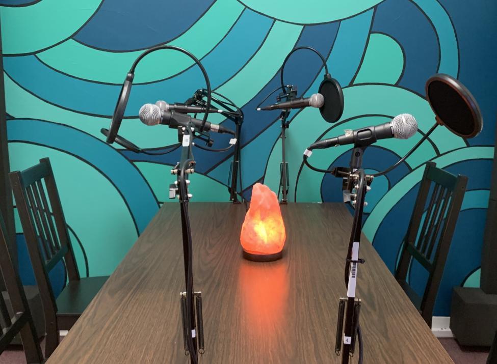 LMCTV podcast studio