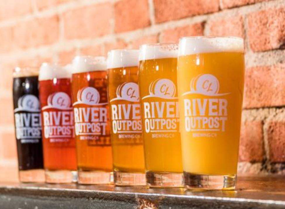 River Outpost Brewing Co drafts