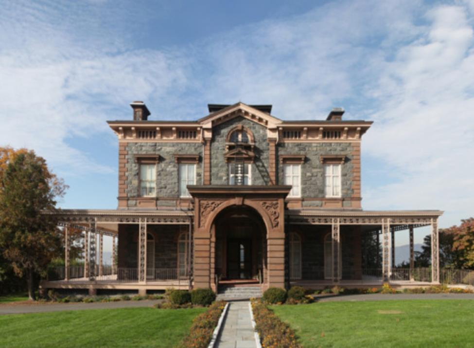 the james house mansion