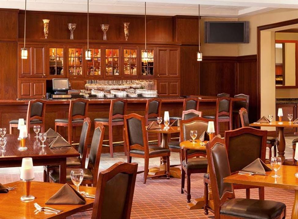 the toasted barrel at the sheraton