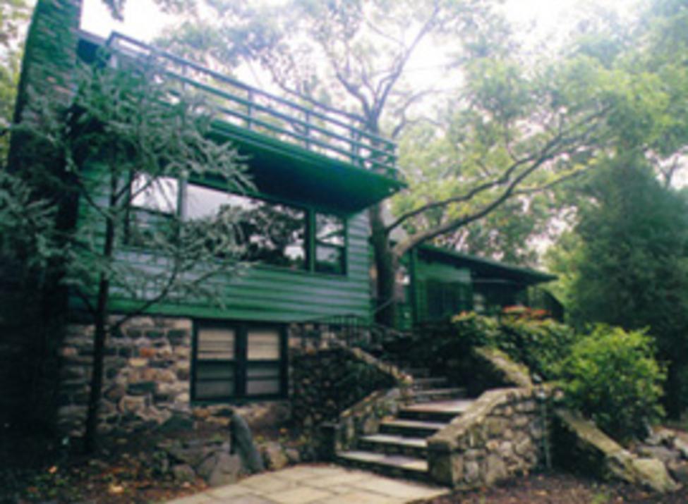 Aaron Copland House