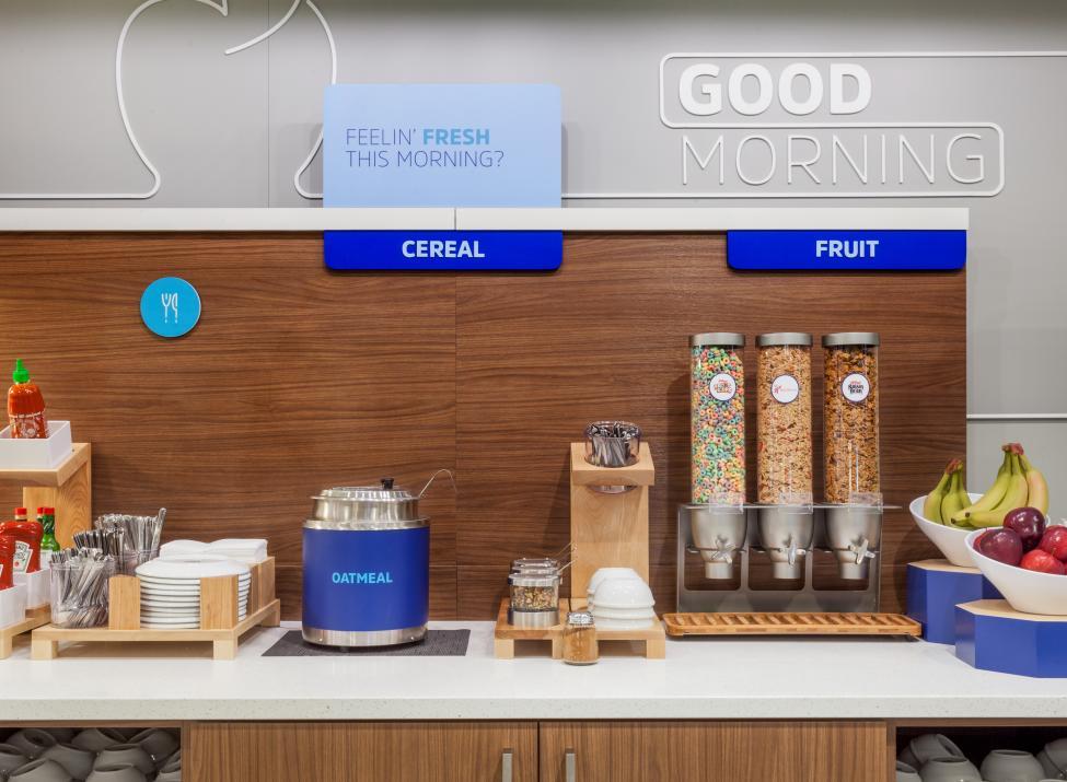 Express Start Breakfast