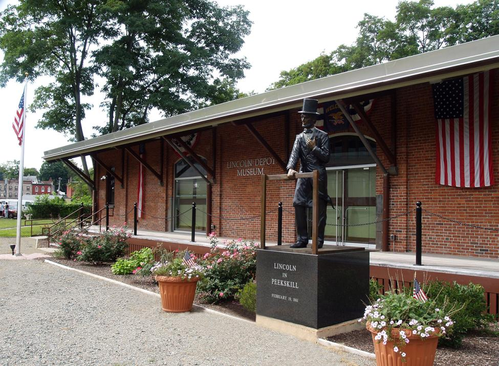 lincoln depot foundation