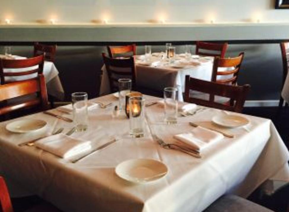meritage restaurant