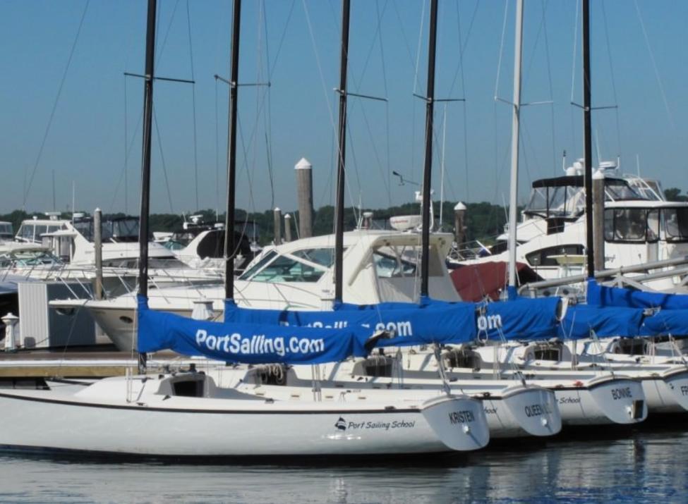 port sailing school