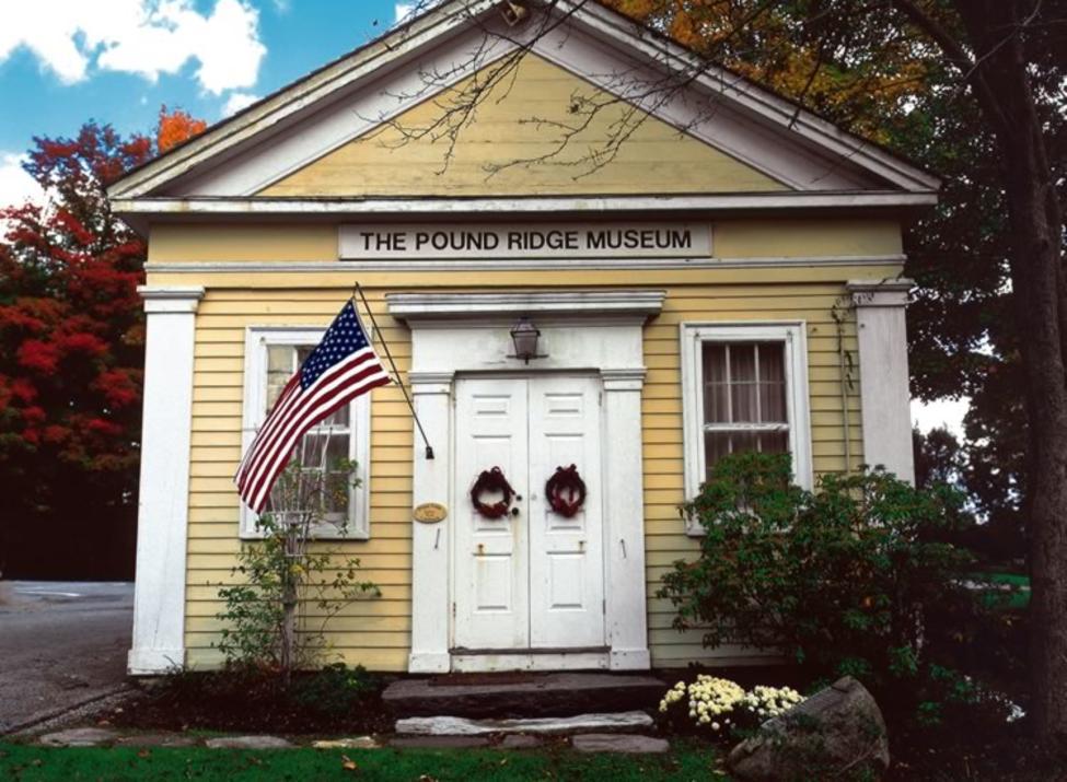pound ridge museum
