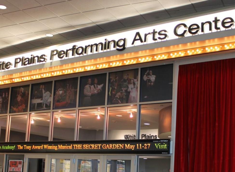 white plains performing arts center