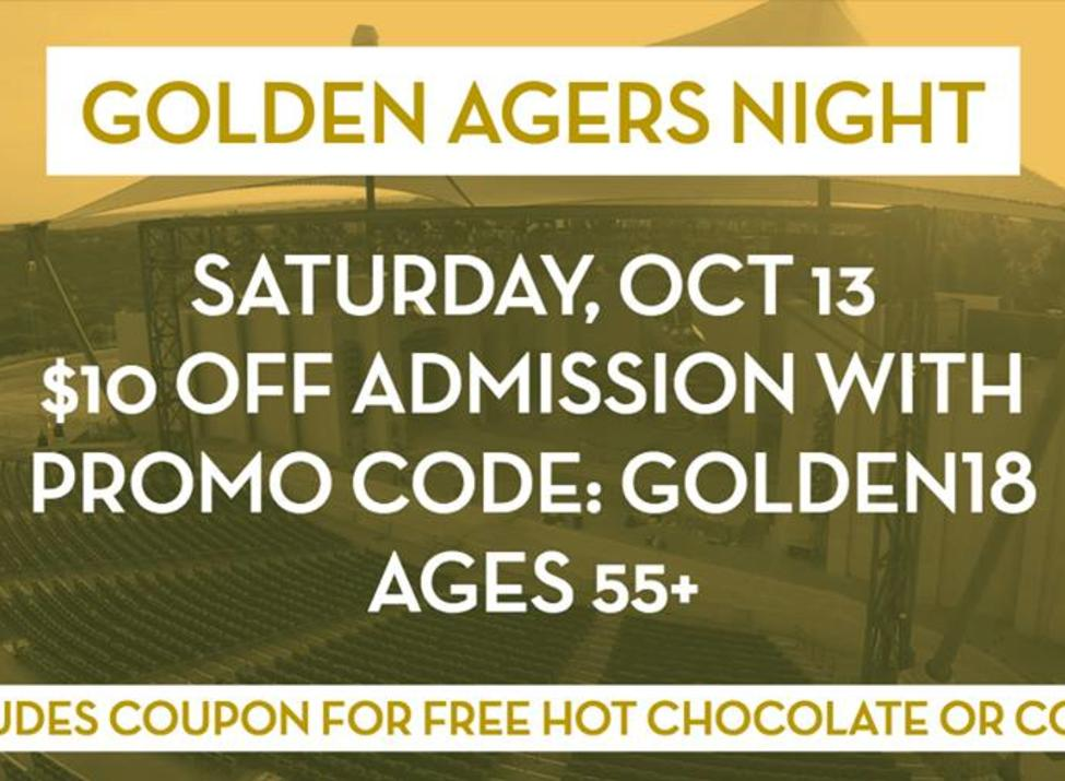 Golden Agers Night