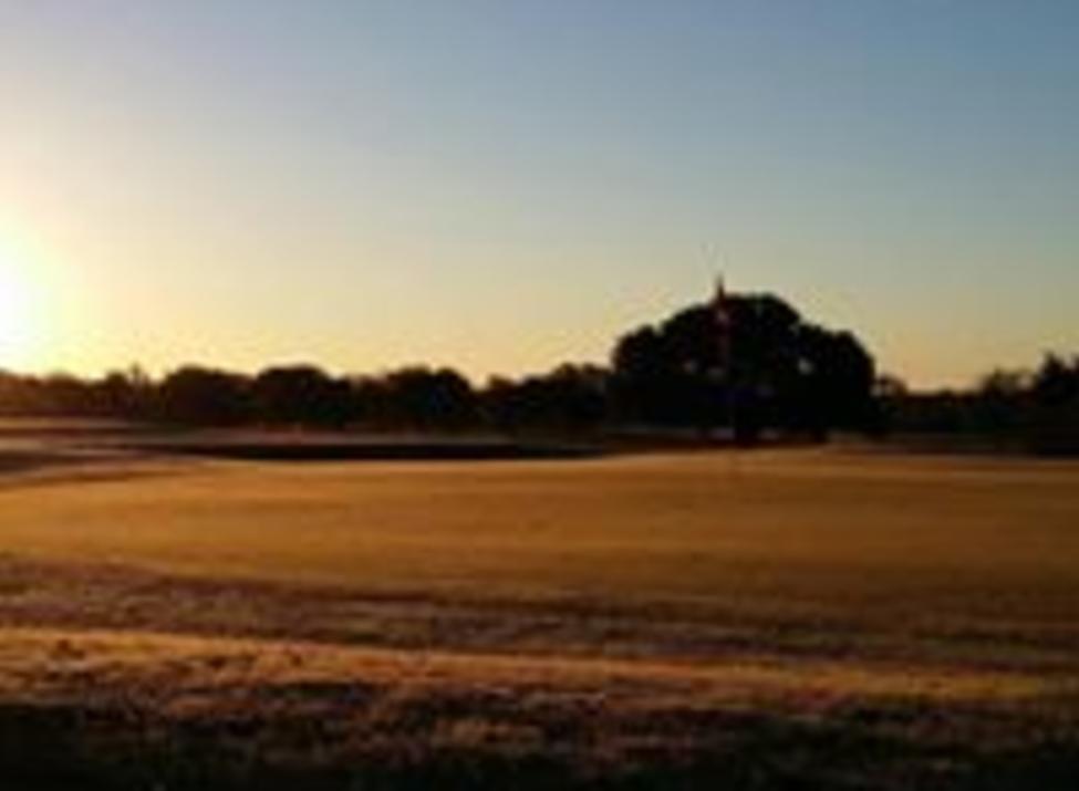Hidden Oaks at Sunset