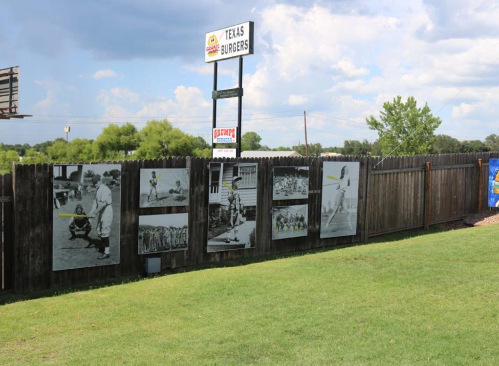 Burger Park Field