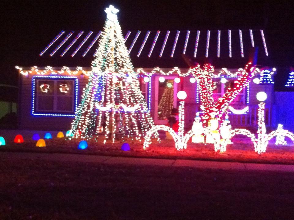 Millwood Christmas Lights