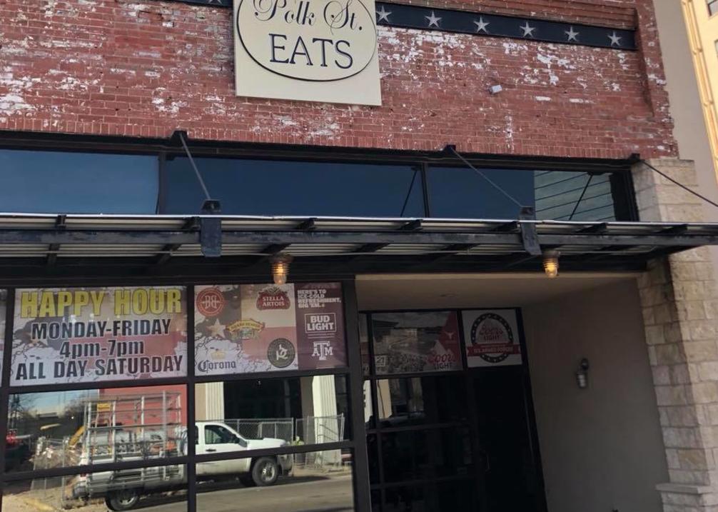 Polk Street Eats Exterior