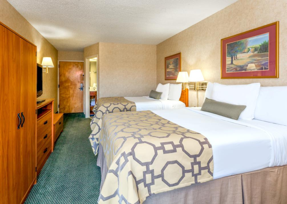 Baymont Inn & Suites East- Double Queen Room