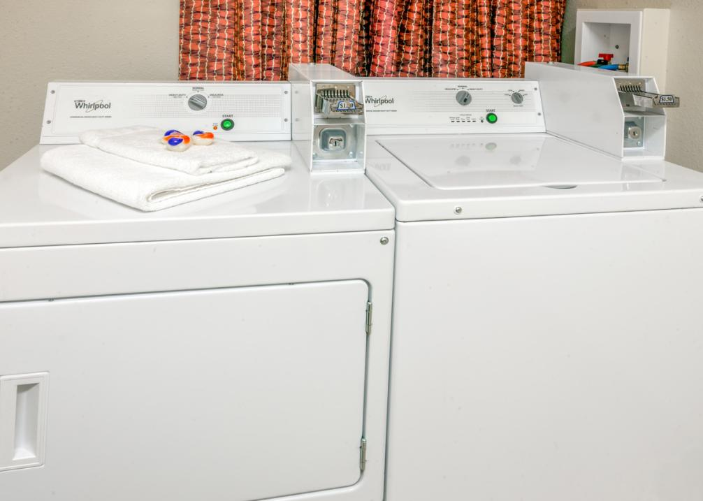 Baymont Inn & Suites East- Guest Laundry