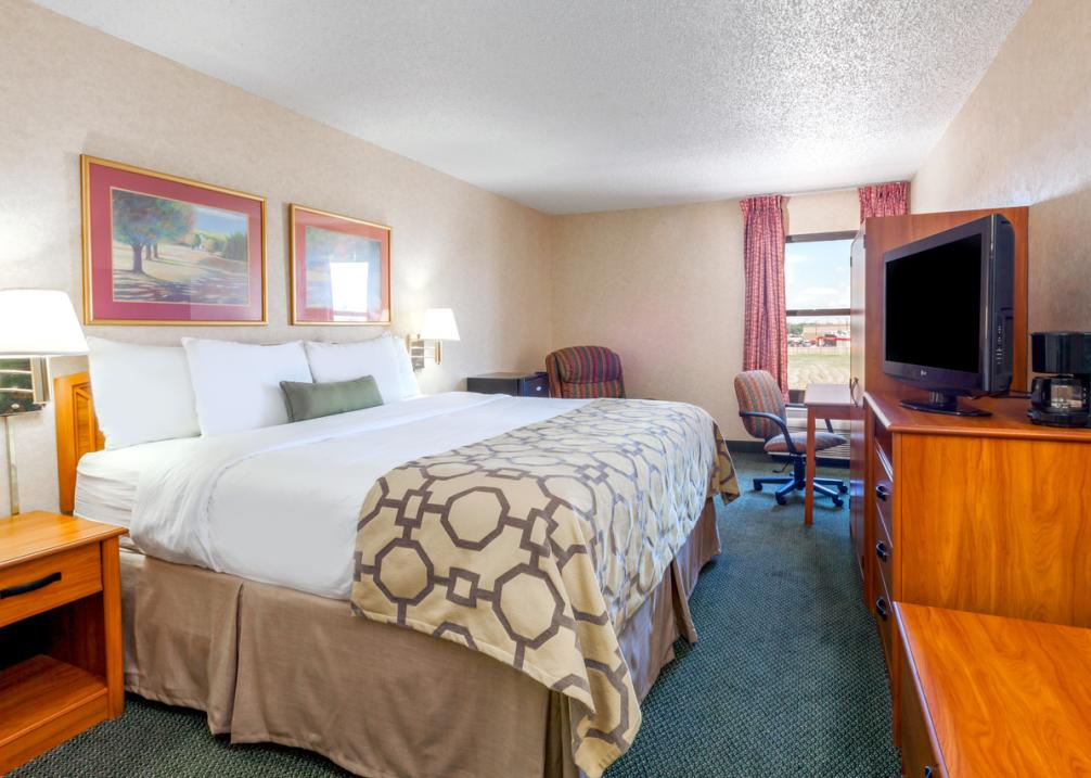 Baymont Inn & Suites East-  Standard King