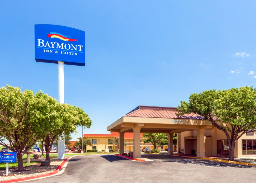 Baymont Inn & Suites East - Exterior