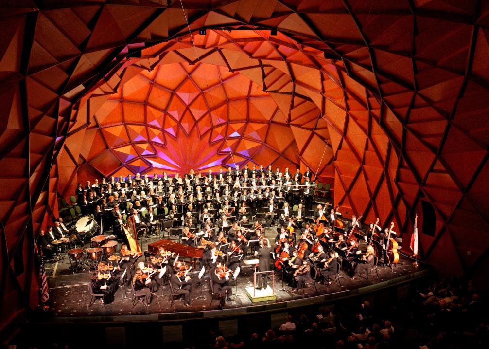 Globe-News Center Symphony