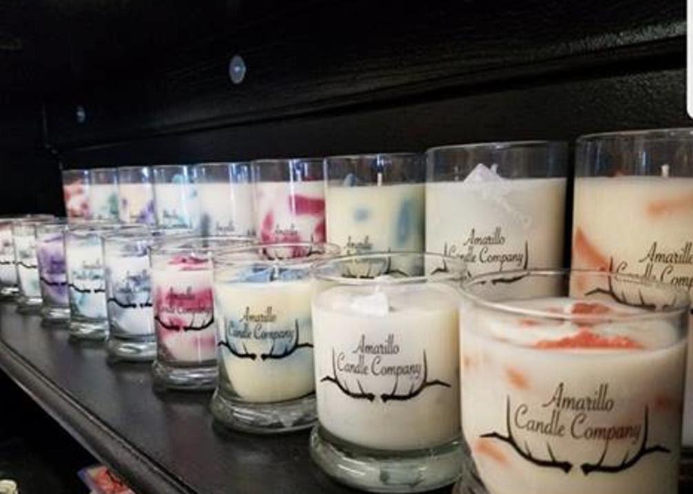 Amarillo Candle Company Candles