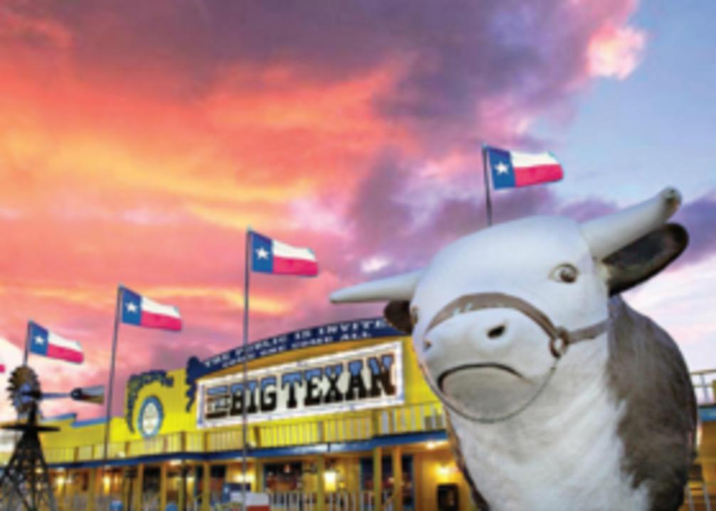 Big Texan Steak Ranch
