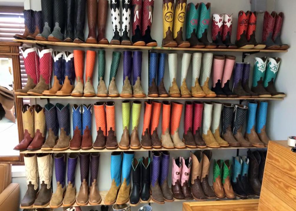 Bustamante Cowboy Boots Inventory
