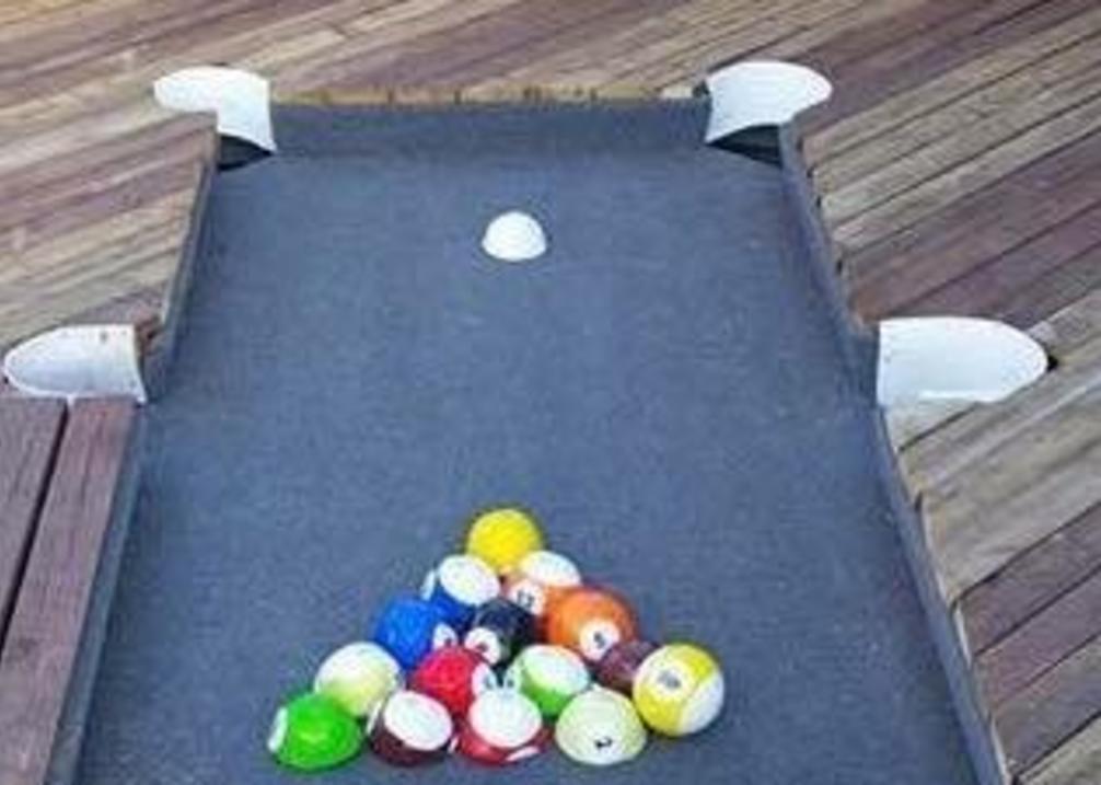 Soccer pool!