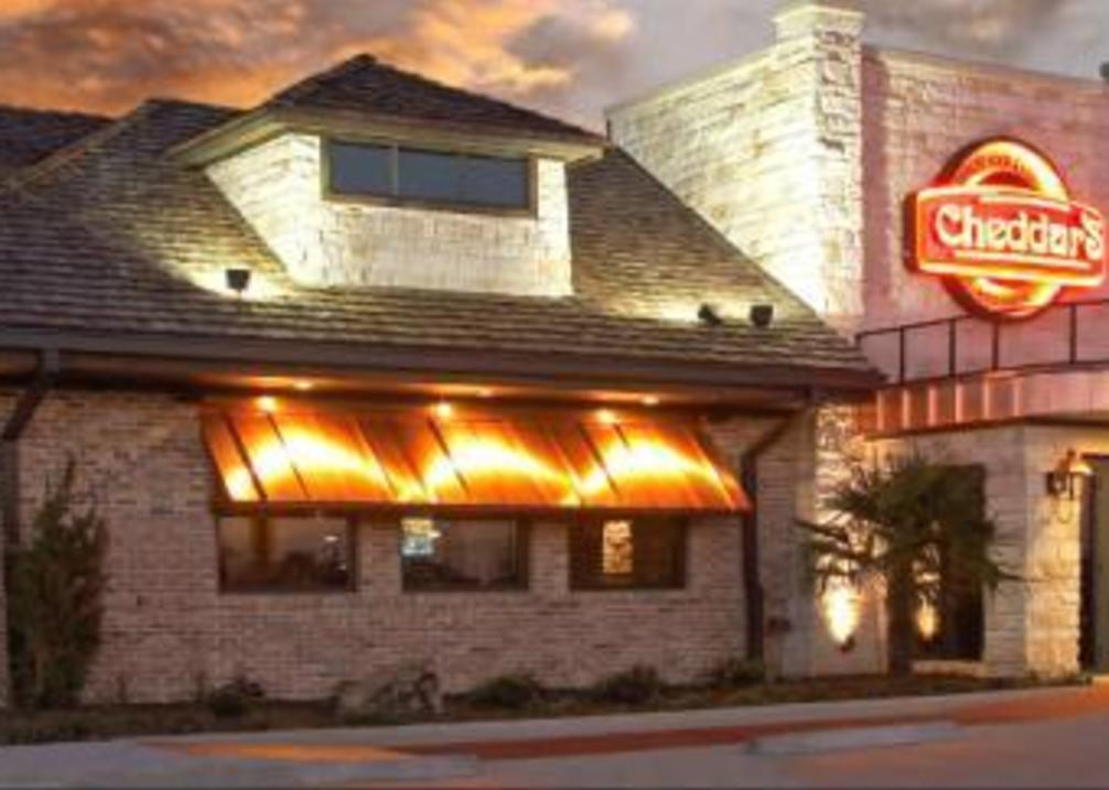 Cheddar's exterior