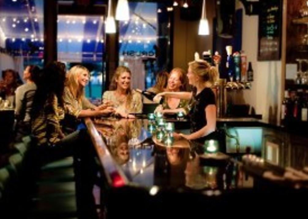 Crush Wine Bar interior