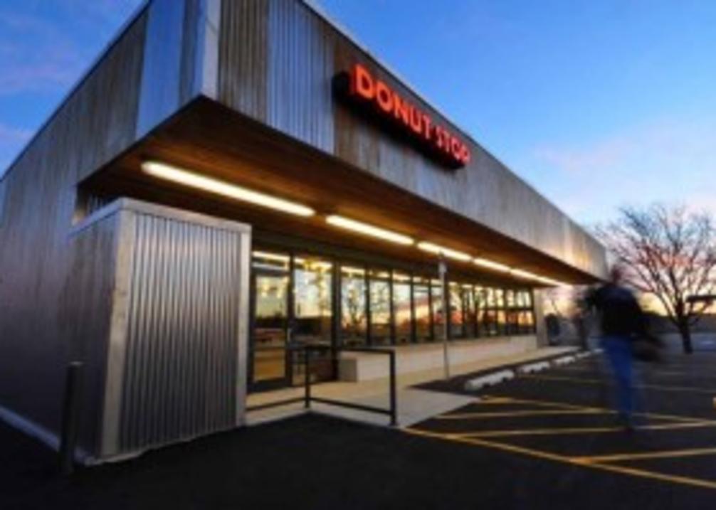 Donut Amarillo Blvd
