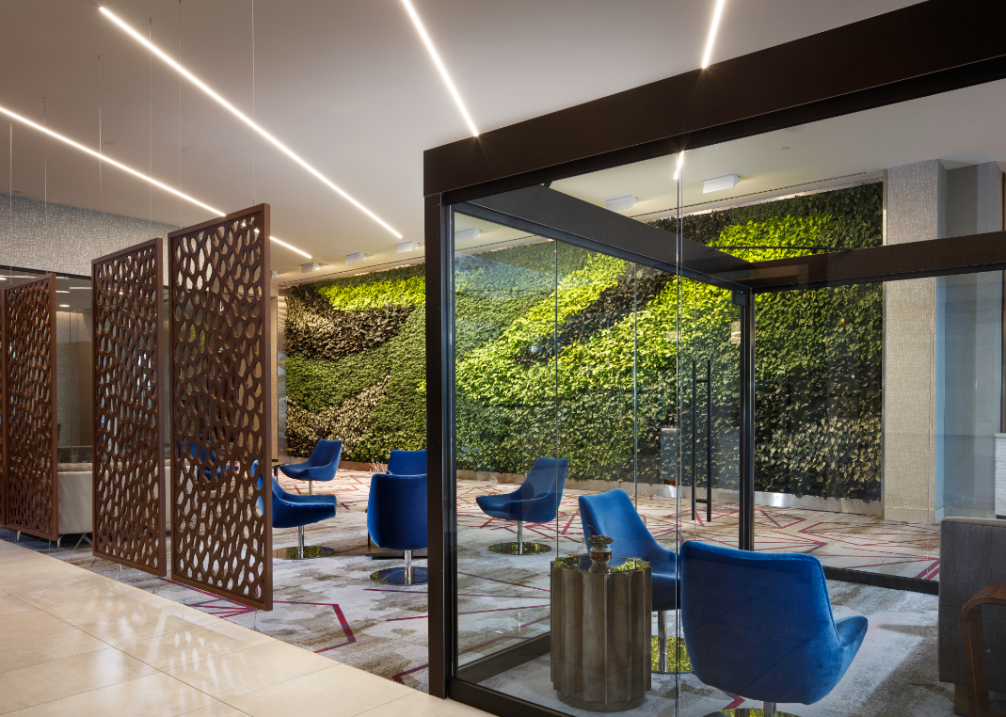 Embassy Living Wall