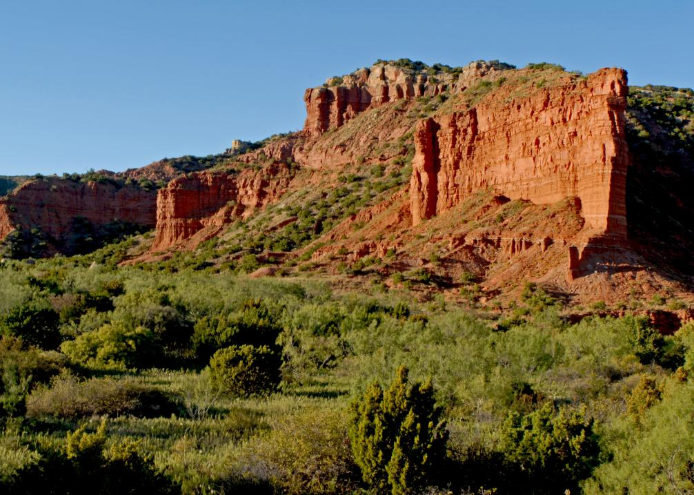 Caprock Canyon SP