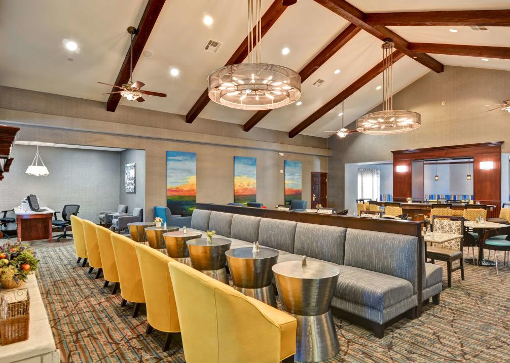 Homewood Suites Dining