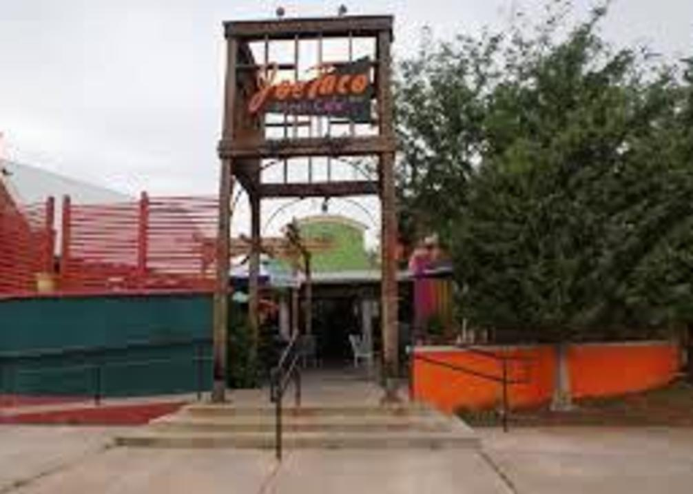 Joe Taco Mexi-Cafe exterior